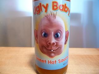 Ugly Baby Sweet Hot Sauce