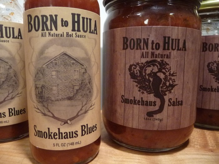 New Born to Hula Smokehaus products