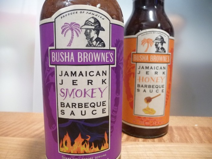 Busha Browne Jerk Barbecue Sauce