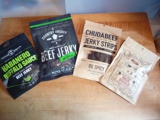 SumoJerky Top Rated Beef Jerky monthly