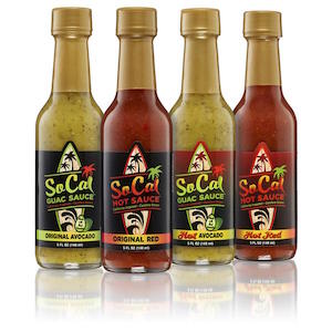 SoCal Hot Sauce 15% Off Veteran's Day Sale