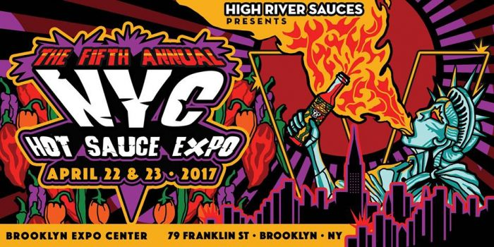 NYC Hot Sauce Expo 2017