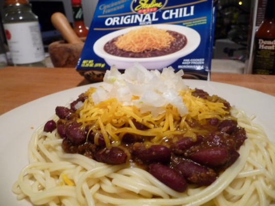 Skyline Chili 5 way