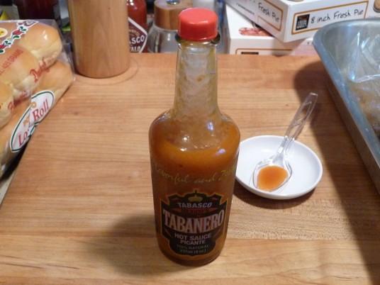 tabanero bottle unique shape