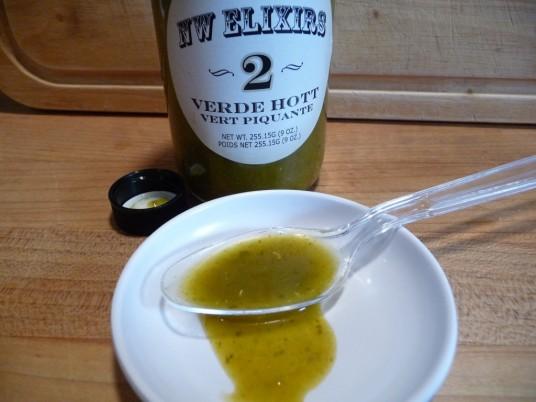 NW Elixirs #2 Verde Hott Hot Sauce