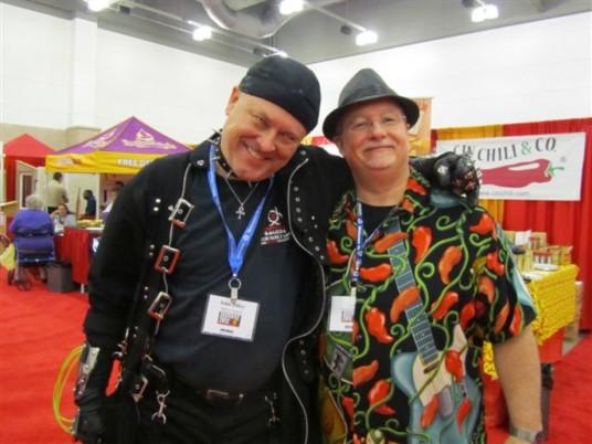 John Dilley and Ken Alexander