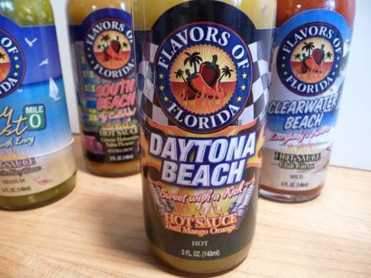 Daytona Beach hot sauce