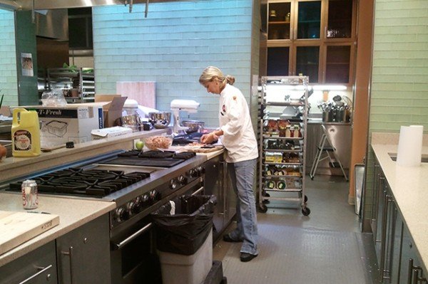 Food Network Kitchen Tour