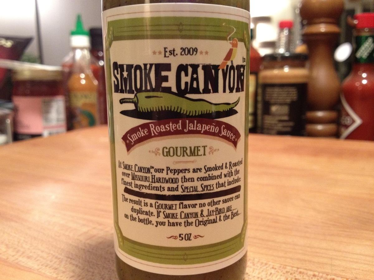 Smoked Canyon Label