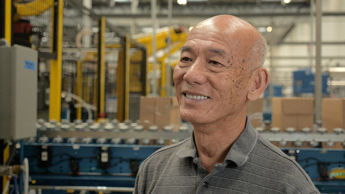 David Tran of Huy Fong Sriracha