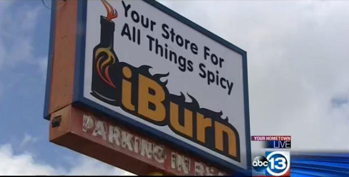 New iBurn Store Grand Opening in Houston - HotSauceDaily.com