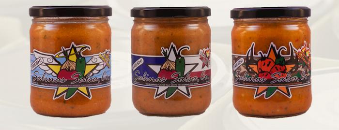 salinas salsa mild medium hot trio