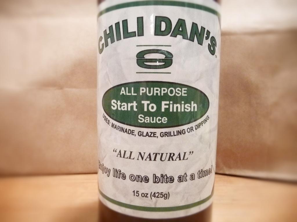 Chili Dan's All Purpose Start to Finish Sauce