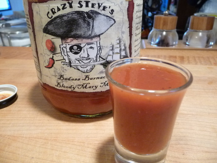 crazy steves badass barnacle shotglass