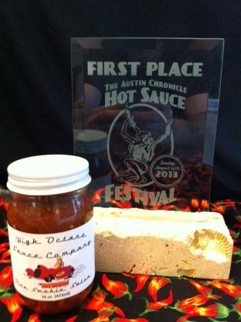 tire smokin salsa from high octane