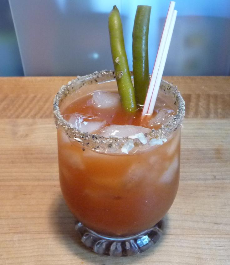 Chili Dans BBQ Bloody Mary Recipe