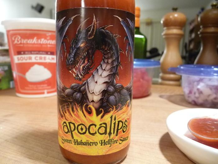 Apocalips Hot Sauce
