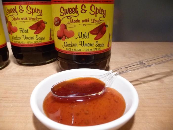 Mild Alaskan Umami Sauce