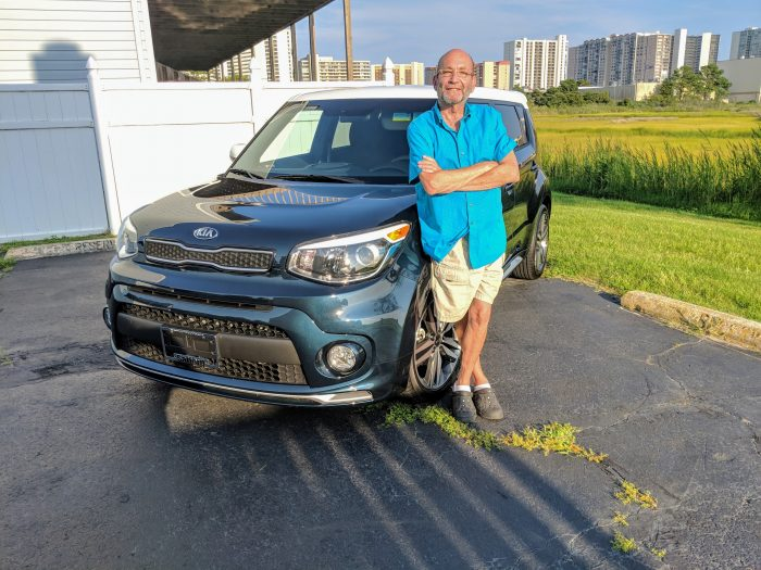 My Retirement car. A 2018 Kia Soul 1 Million Edition