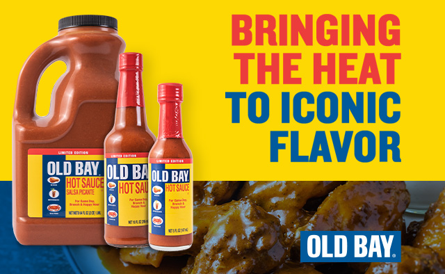 First Food Frenzy Of 2020 Old Bay Hot Sauce Hotsaucedaily
